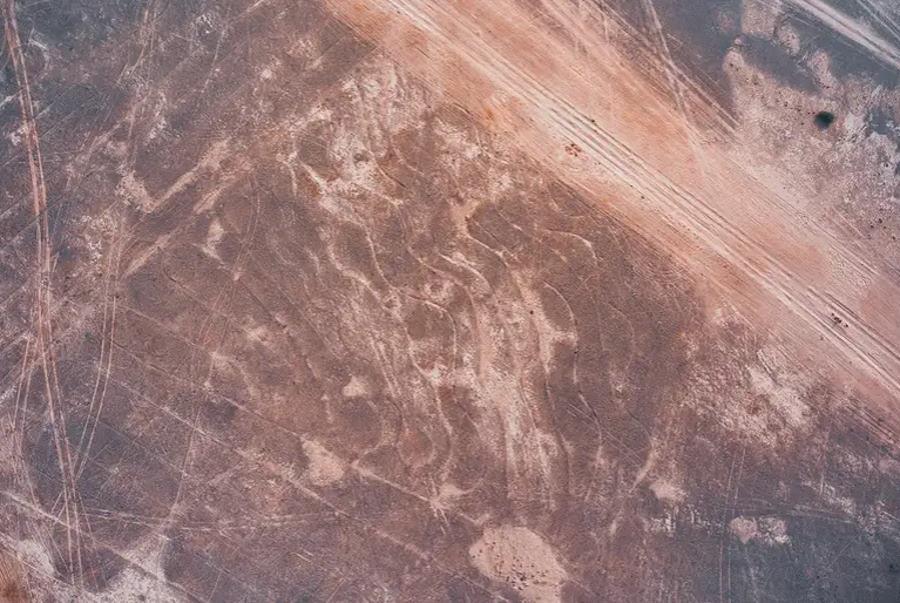 W Indiach odkryto największy geoglif na świecie