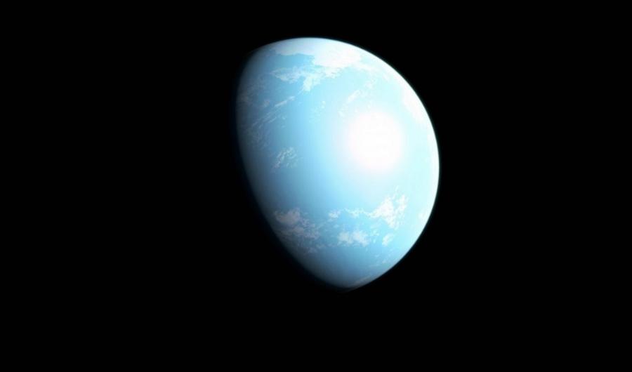 Super-Ziemia GJ 357 d