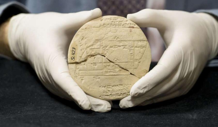 Babilończycy wyprzedzili Pitagorasa. Odkryto najstarszy przykład stosowania geometrii