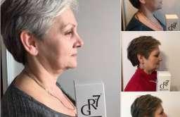 Siwe włosy – co robić? Oto sposób na TRWAŁE pozbycie się siwizny