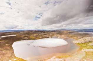Grenlandia stosunkowo niedawno była wolna od lodu. Potwierdza to tajny projekt z czasów zimnej wojny