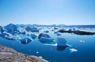 Topniejąca pokrywa lodowa Grenlandii uwalnia ogromne ilości rtęci