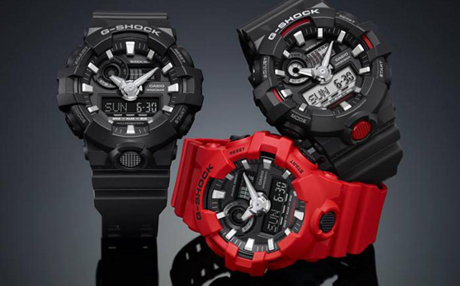 Oto powody, dla których zegarki G-Shock mają szkło szafirowe lub mineralne