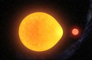 Odkryto nowy rodzaj gwiazdy. Pulsuje tylko z jednej strony