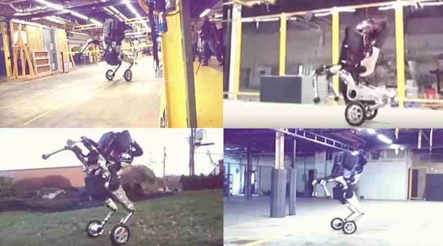 Handle - Robot Boston Dynamics
