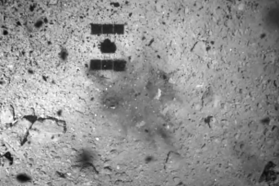Sonda Hayabusa 2