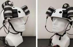 Eksperymentalny hełm generujący pole magnetyczne zmniejszył guza mózgu