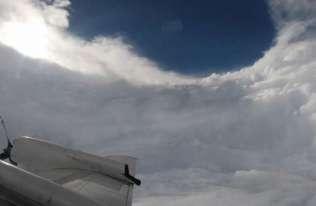 Oko huraganu Florence