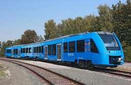 Coradia iLint - pociąg na wodór