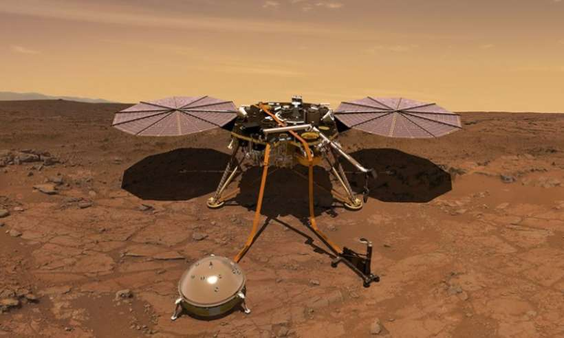 Misja Mars InSight