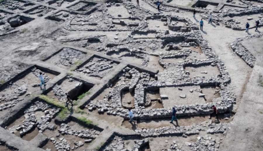 Archeolodzy w Izraelu natrafili na ruiny miasta sprzed 5 tys. lat