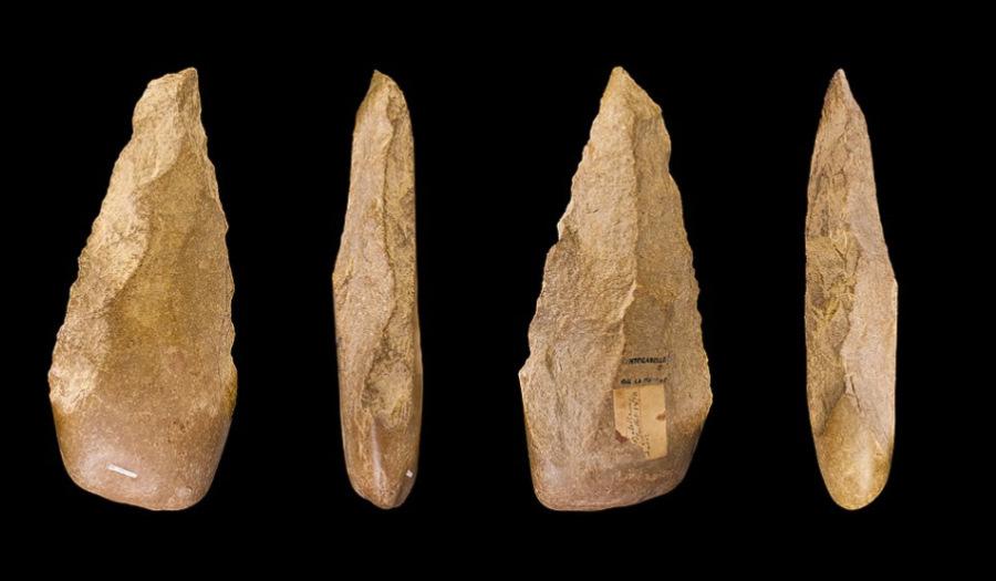 Kamienne narzędzia wytworzone przez  praprzodków ludzi dużo starsze niż sądzono