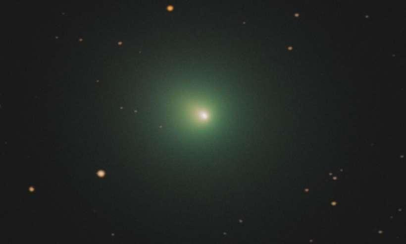 Teleskop TESS zarejestrował eksplozję komety