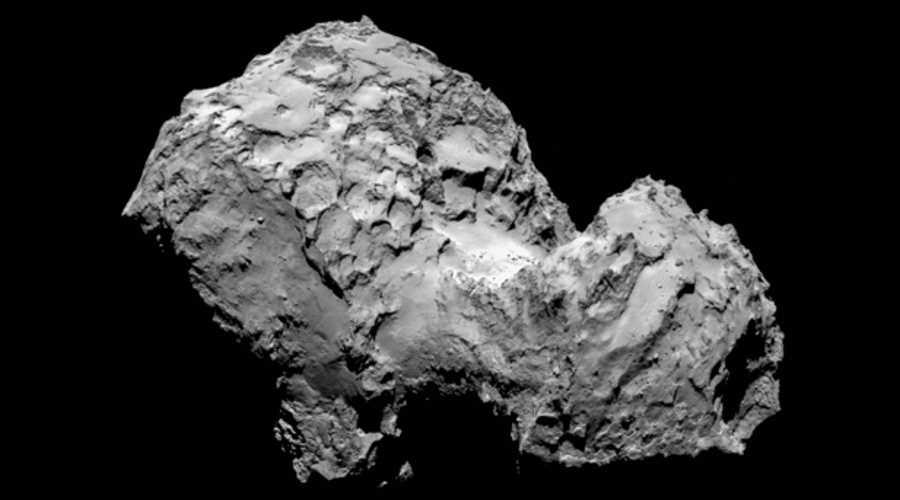 Kometa 67P/Czuriumow-Gierasimienko
