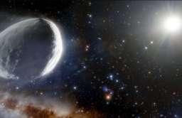 Największa kometa, jaką kiedykolwiek widziano. Ma aż 150 km średnicy