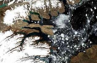 Wyniki konkursu na najpiękniejsze zdjęcie Ziemi z kosmosu