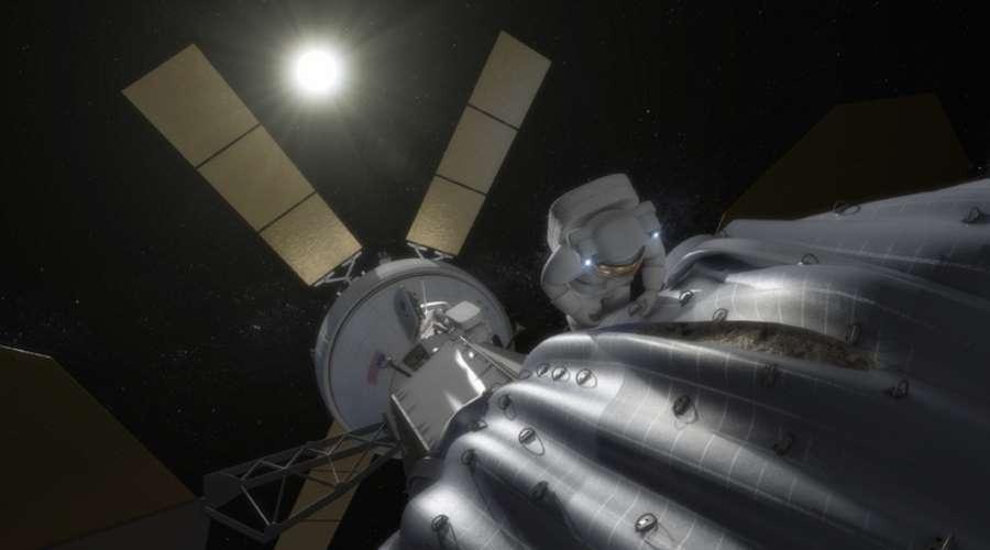 Misja przekierowania asteroidy