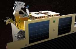 e.Deorbit - projekt satelity do posprzątania orbity