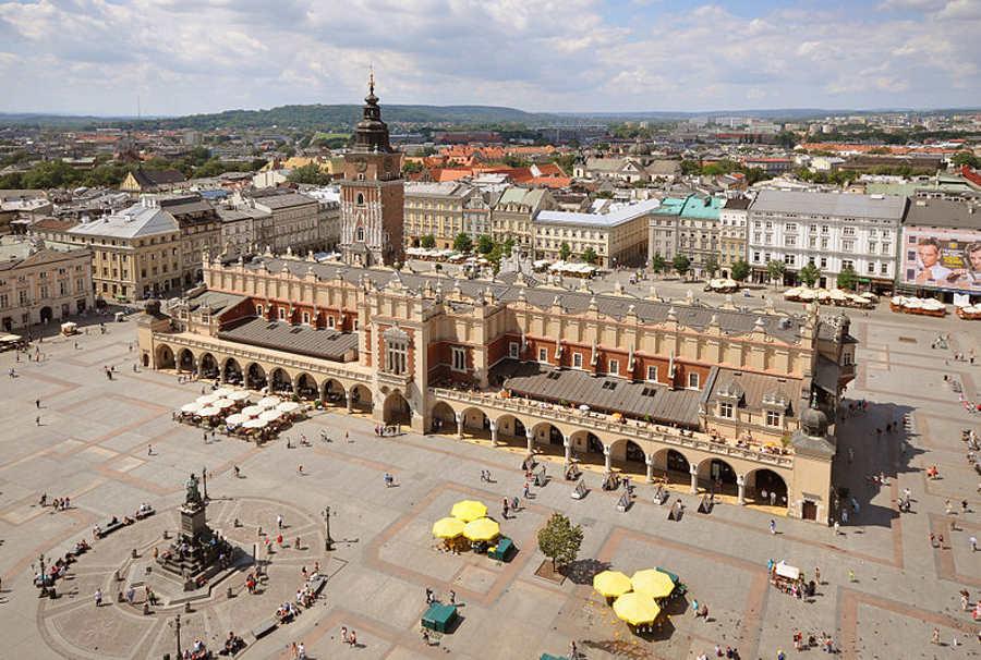 Przebadano największe polskie miasta pod kątem czystości w przestrzeni publicznej