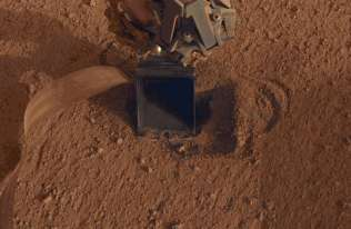 Mars InSight Kret HP3