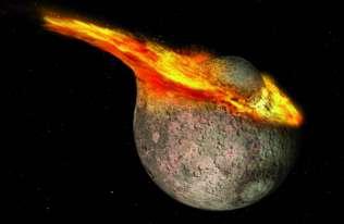 Księżyc powstał miliony lat później niż dotychczas zakładano? Nowe ustalenia naukowców
