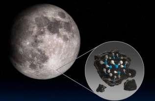 NASA potwierdza obecność wody w nasłonecznionych rejonach Księżyca