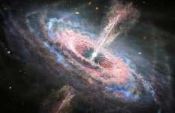 Kwazary mogą wyzwalać tsunami rozdzierające galaktyki