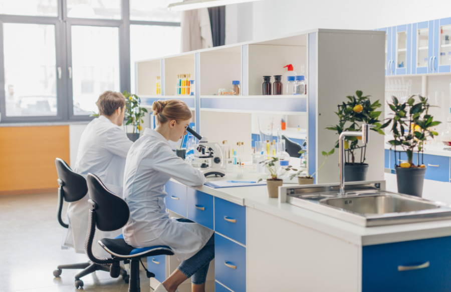 Jak urządzić laboratorium?