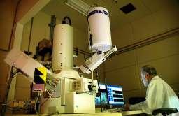 Laboratorium mikroskopowe w Idaho National Laboratory