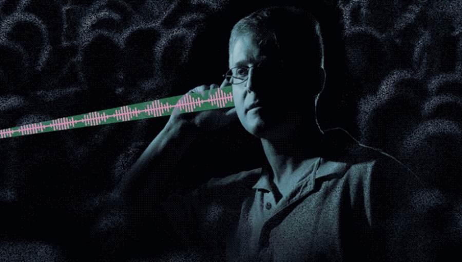 Transmisja dźwięku bezpośrednio do ucha konkretnej osoby