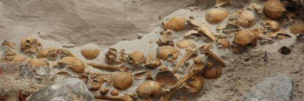 Odkopano polskie Pompeje. Średniowieczne miasto zniszczone przez morze