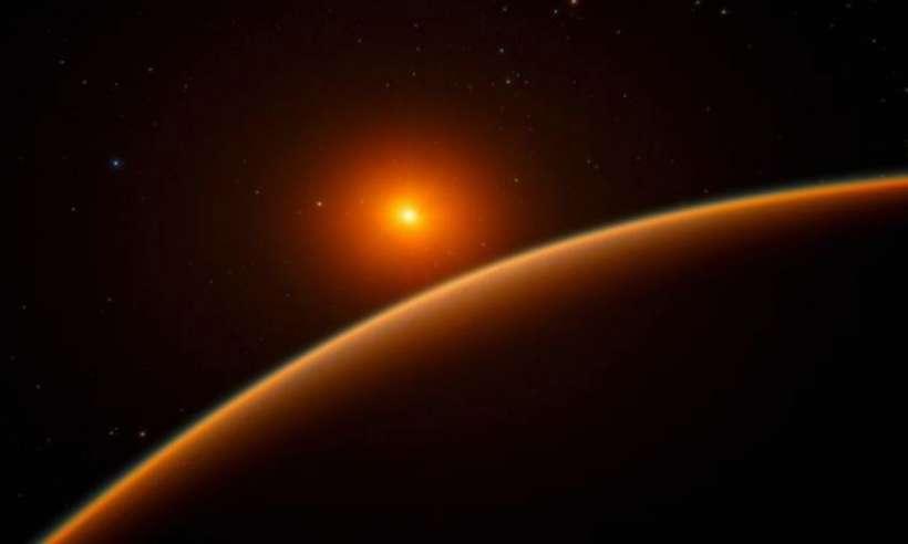 Egzoplaneta LHS 1140b