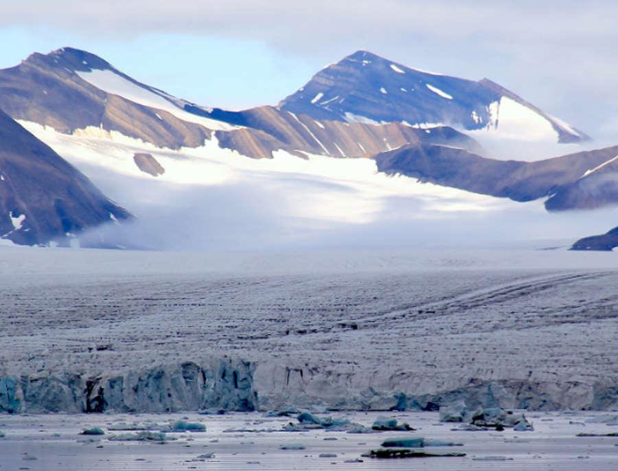 Lodowce Svalbardu topnieją
