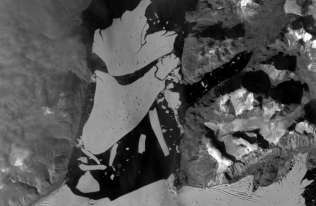 Odłamał się ogromny fragment pokrywy lodowej Grenlandii