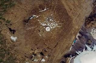Oficjalny pogrzeb lodowca Okjokull na Islandii