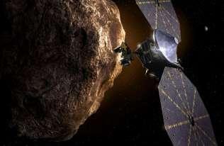 Sonda Lucy poleci w kosmos z przesłaniem dla przyszłych pokoleń