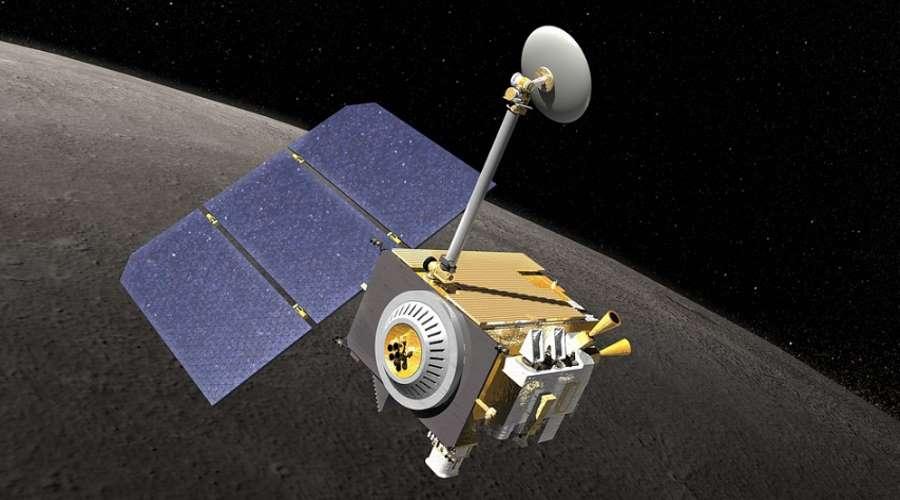 Satelita Lunar Reconnaissance Orbiter