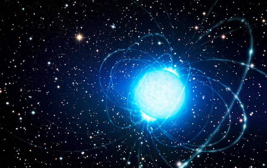 Odkryto pierwszy sygnał FRB pochodzący z naszej galaktyki