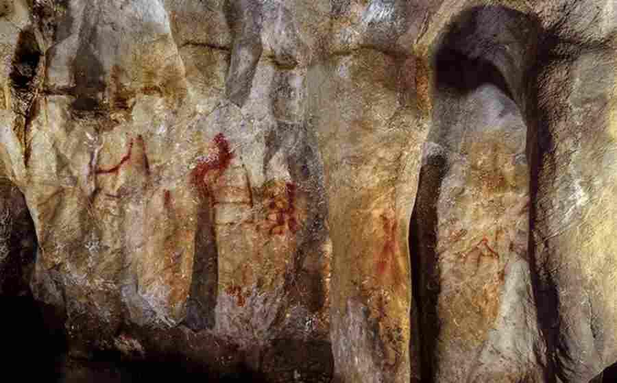 Metoda datowania malowideł jaskiniowych