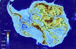 Najdokładniejsza mapa Antarktydy bez lodu ujawnia najgłębszy kanion lądowy świata