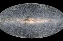 Powstała mapa Drogi Mlecznej z dokładnymi pozycjami dwóch miliardów gwiazd