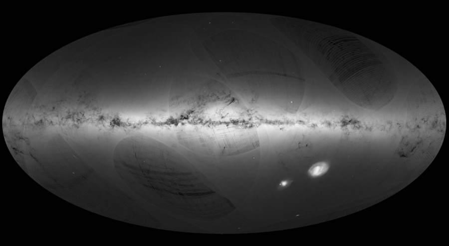 Mapa Drogi Mlecznej