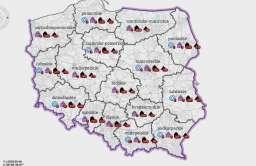 Interaktywna mapa zabytków