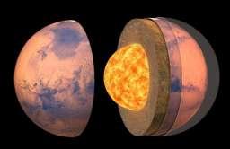 Co kryje się we wnętrzu Marsa? Nowe odkrycia dzięki danym z misji InSight