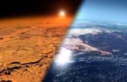Gdzie się podziała marsjańska woda? Naukowcy mają nową koncepcję