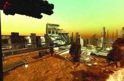 Miasto na Marsie ZEA