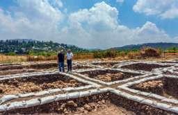 Ruiny miasta sprzed 9 tys. lat odkryte w pobliżu Jerozolimy