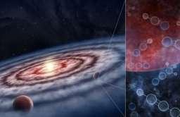 Nowe odkrycia sugerują, że warunki niezbędne do powstania życia mogą być powszechne