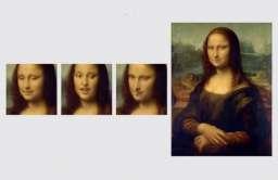 Deepfake wideo z Mona Lisą