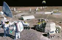 Baza na Księżycu